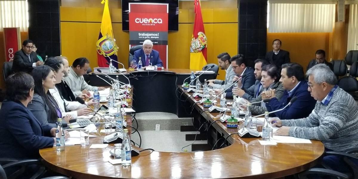 Concejo Cantonal de Cuenca propone dos preguntas para Consulta Popular