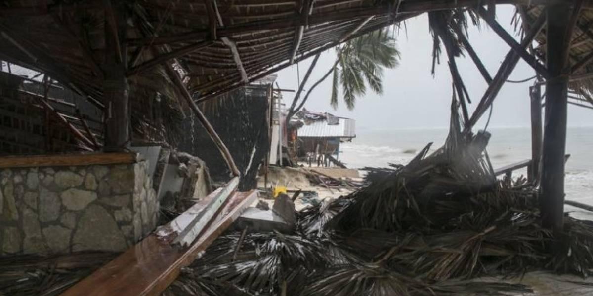 República Dominicana evalúa daños por el huracán María