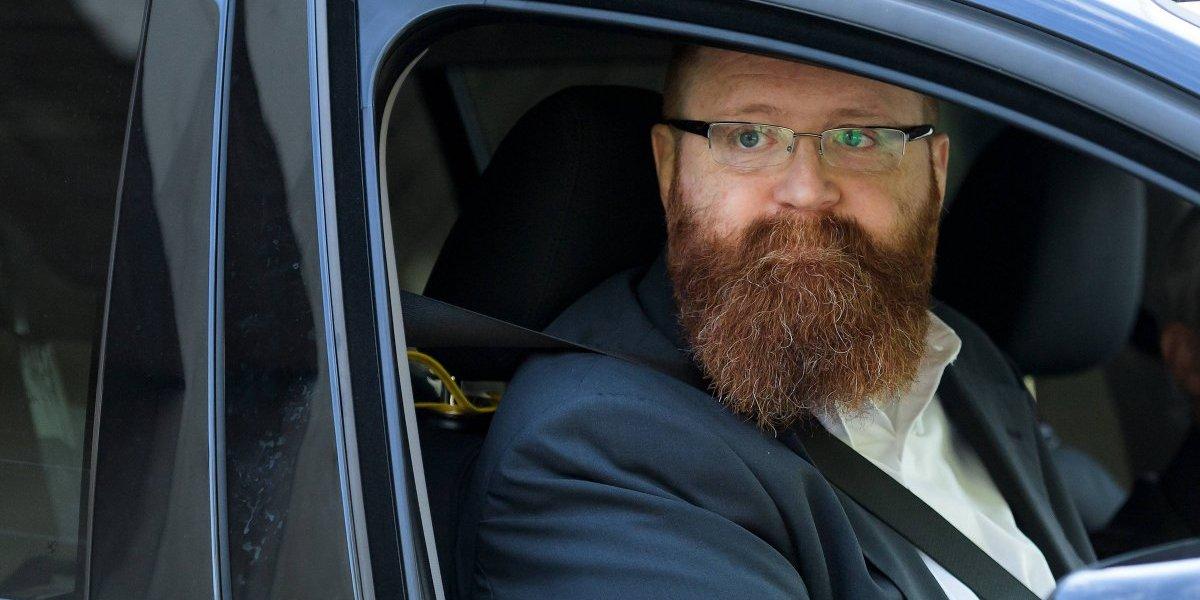 Exjefe policial Erwin Sperisen clama su inocencia al salir de la cárcel en Suiza