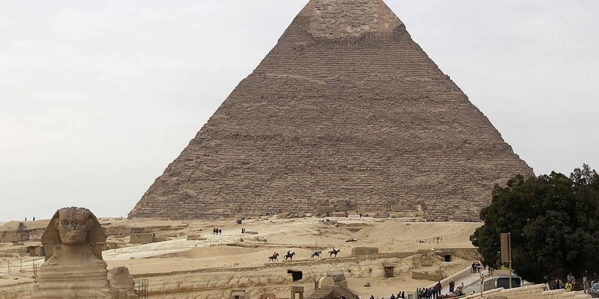 Cómo se construyó la Pirámide de Giza: revelaron uno de los mayores misterios de la historia