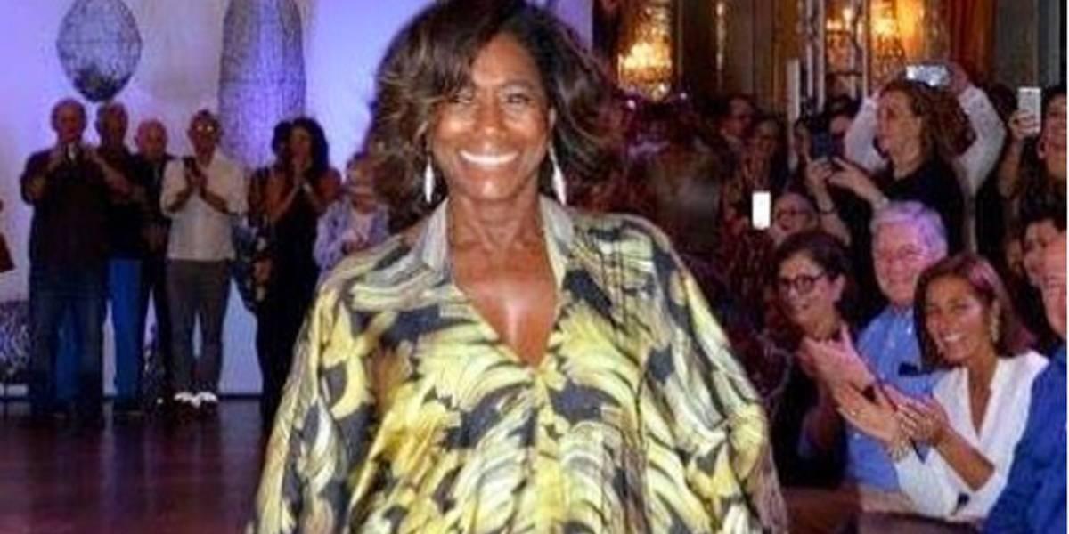 Gloria Maria revela que já foi casada