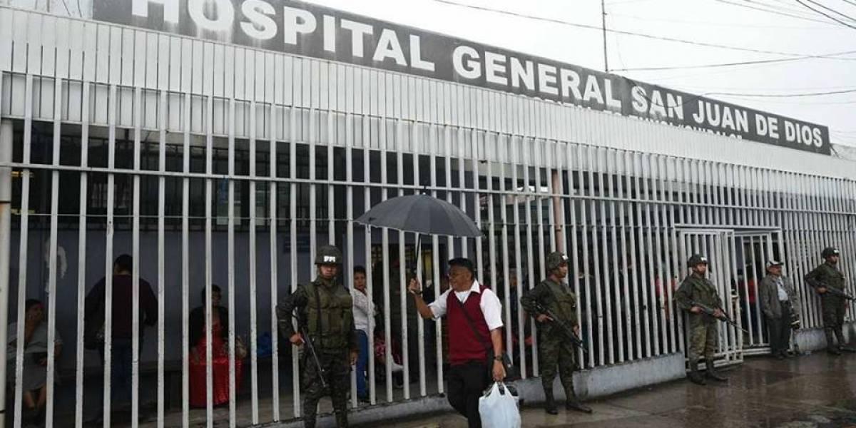 Fallece en el hospital otra víctima de la erupción del volcán de Fuego