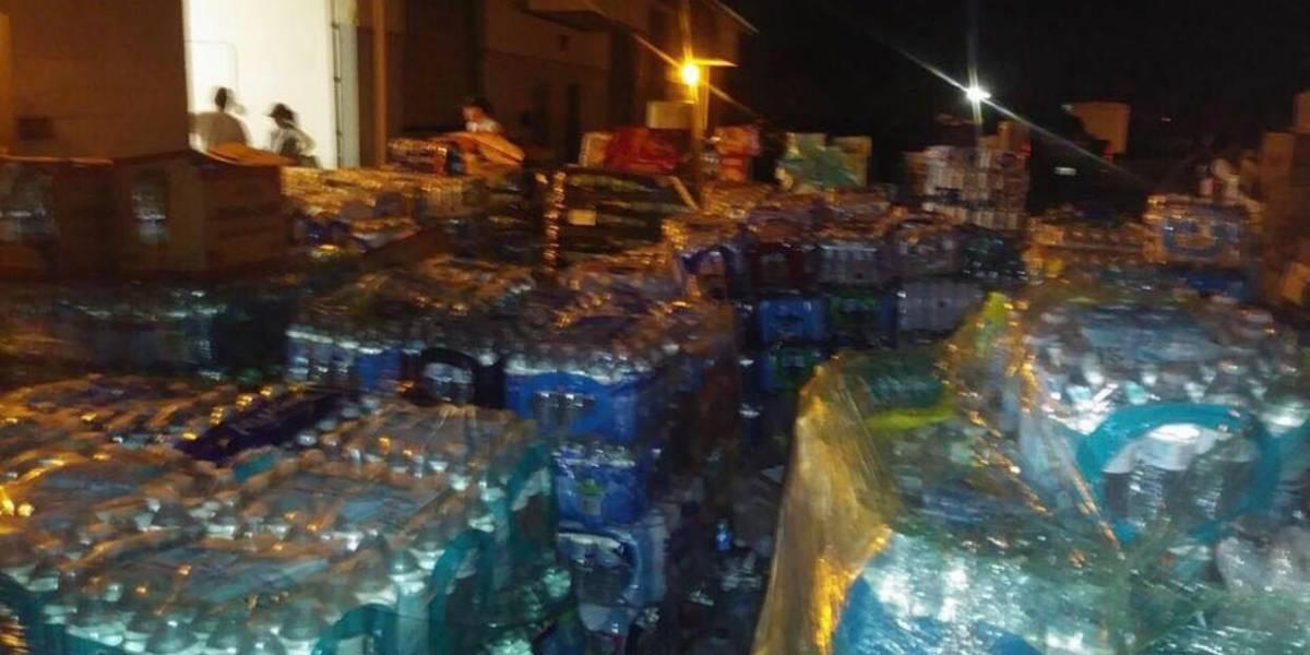 Gestionan ayudas para Puerto Rico desde Florida Central