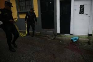 Joven es asesinado en Chinautla