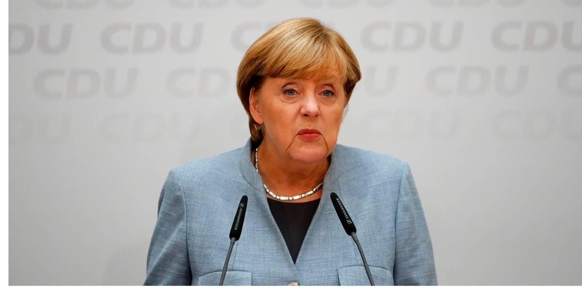 Merkel crê que coalizão tripartite pode funcionar na Alemanha; Verdes estão céticos