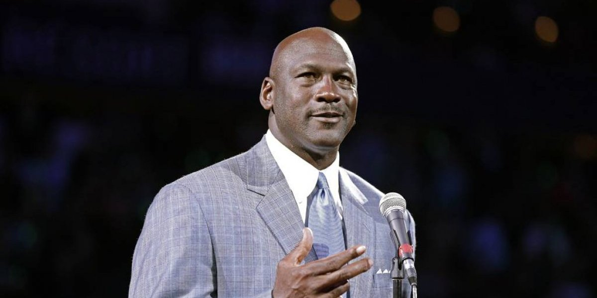 Michael Jordan le contestó a Donald Trump
