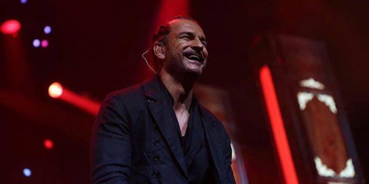 """Ricardo Arjona abre una segunda fecha del tour """"Circo Soledad"""" en Guatemala"""