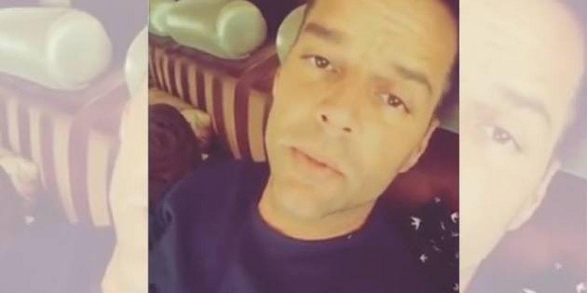 Ricky Martin no encuentra a su hermano