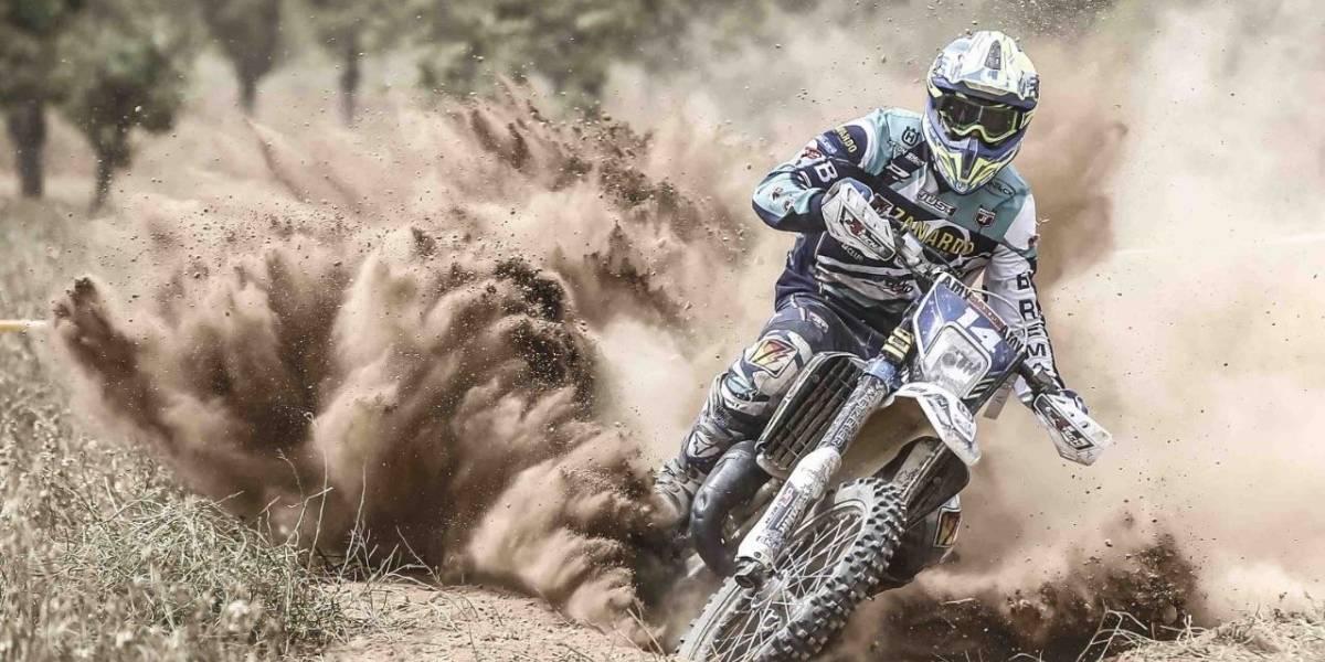 Fin de semana triunfal para Ruy Barbosa junior