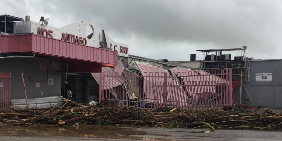 Empresas locales se unen en emergencia causada por huracán María