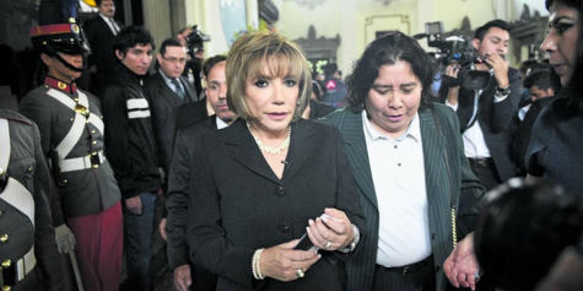 Magistrada Valdés presidiría CSJ de manera interina si candidatos no consiguen 9 votos antes de juramentación