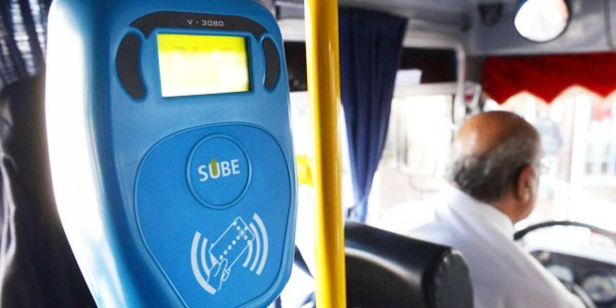 Transporte público en Quito se pagará con tarjeta inteligente