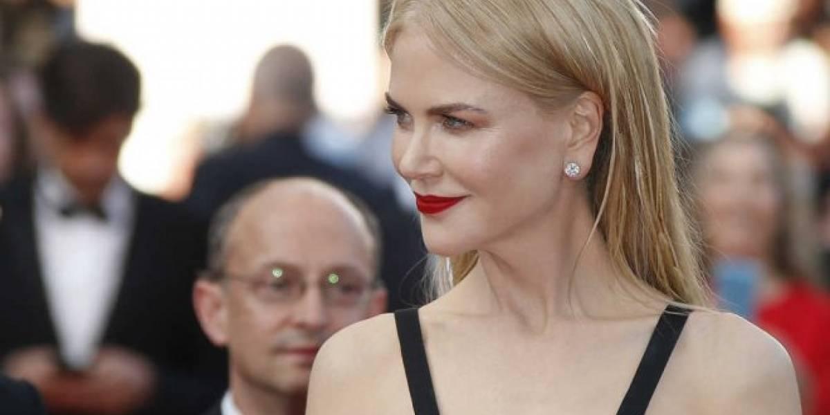 Los desnudos de Nicole Kidman en el cine y la televisión