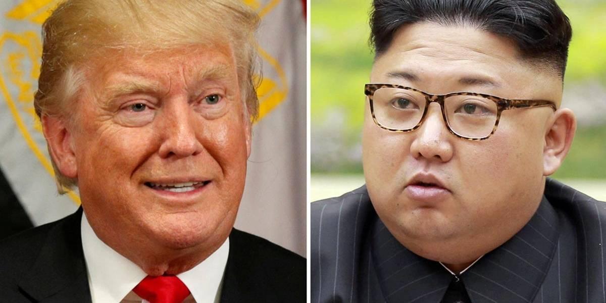 Trump merece 'pena de morte', diz jornal da Coreia do Norte