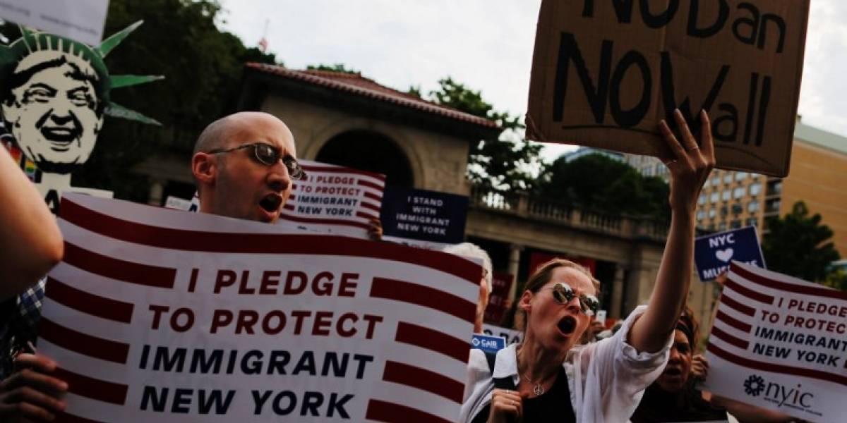 Trump reabre controversia con decreto migratorio y desata la ira de Venezuela