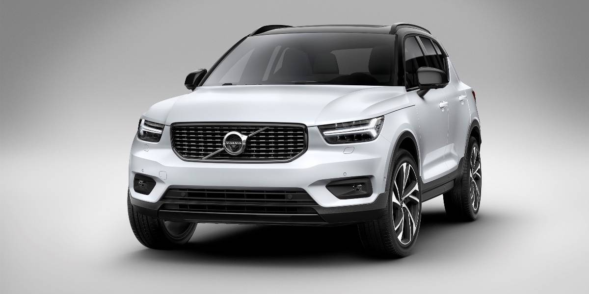 Volvo cierra su línea SUV premium con el XC40