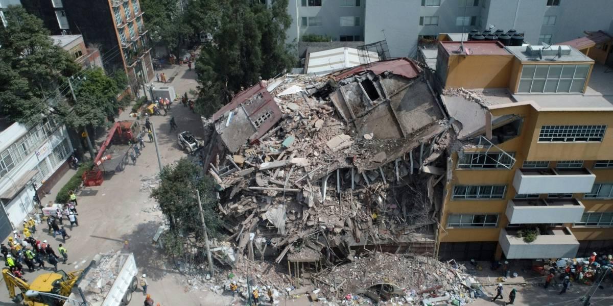 México a una semana del devastador terremoto magnitud 7,1