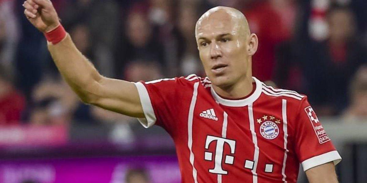 """Robben calienta el Bayern-PSG por Champions League: """"El dinero no marca goles"""""""