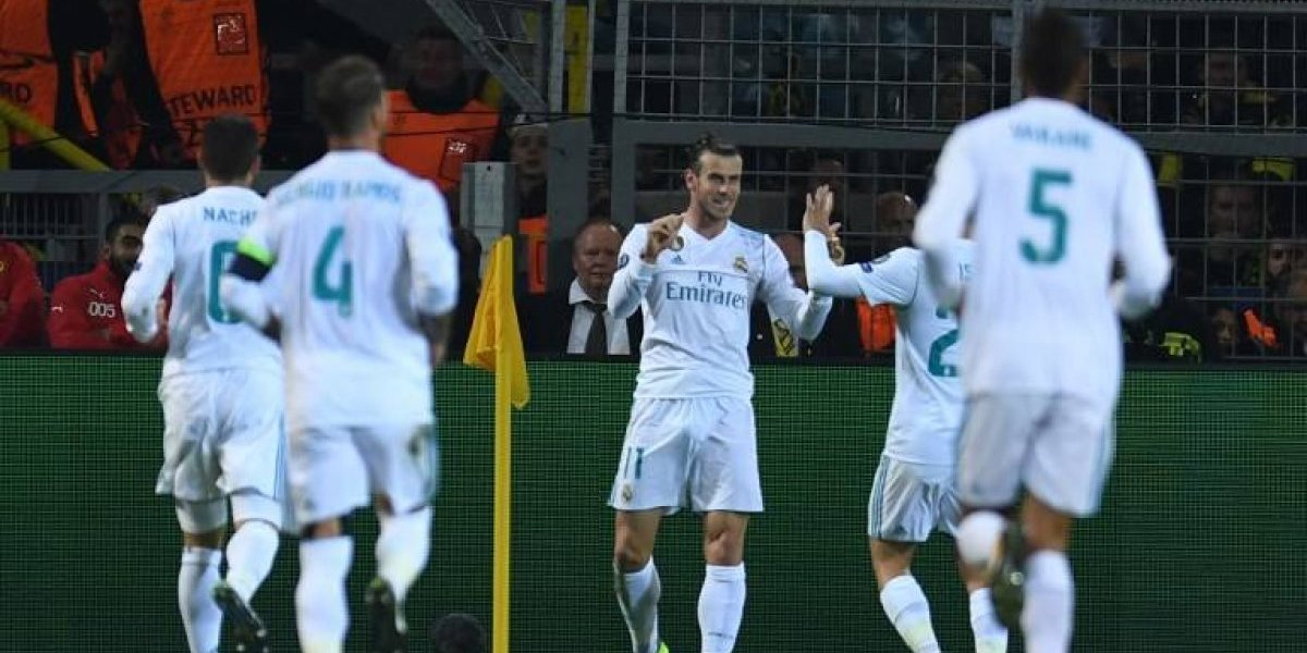 Así vivimos la goleada de Real Madrid al Dortmund en Alemania