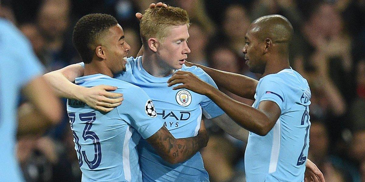 El City sigue celebrando en una Champions que Bravo mira desde la banca