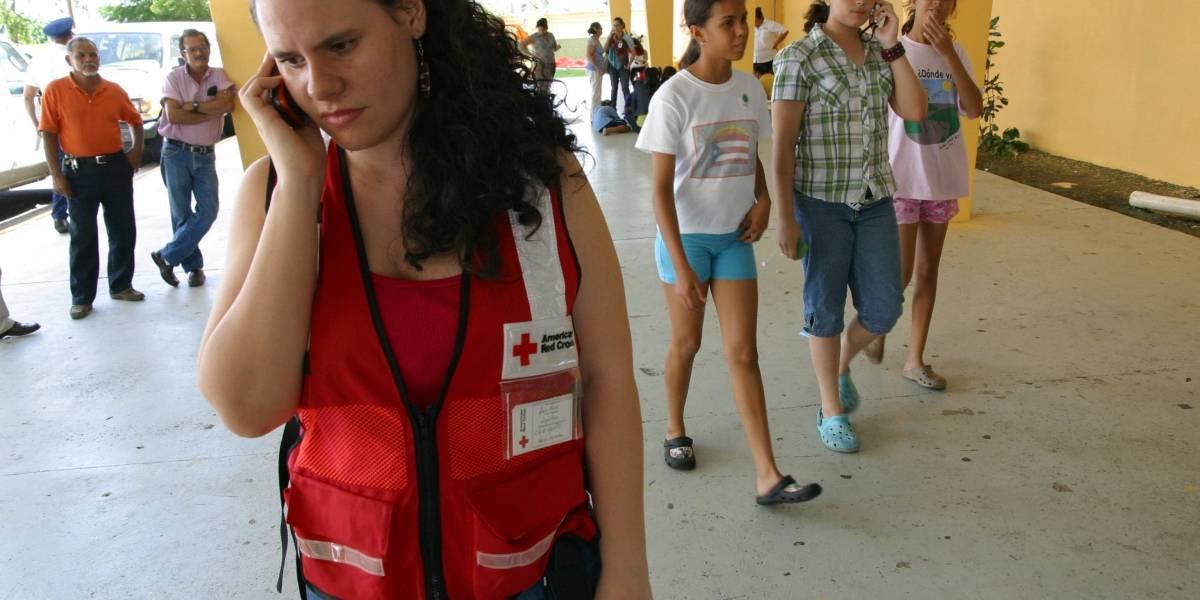 Voluntarios de Cruz Roja se movilizan en Caguas y Toa Baja