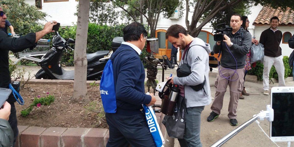 El sosegado regreso a los trabajos de la UC con miras al clásico ante Colo Colo