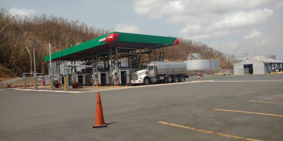 Hay problemas para distribuir gasolina en Puerto Rico