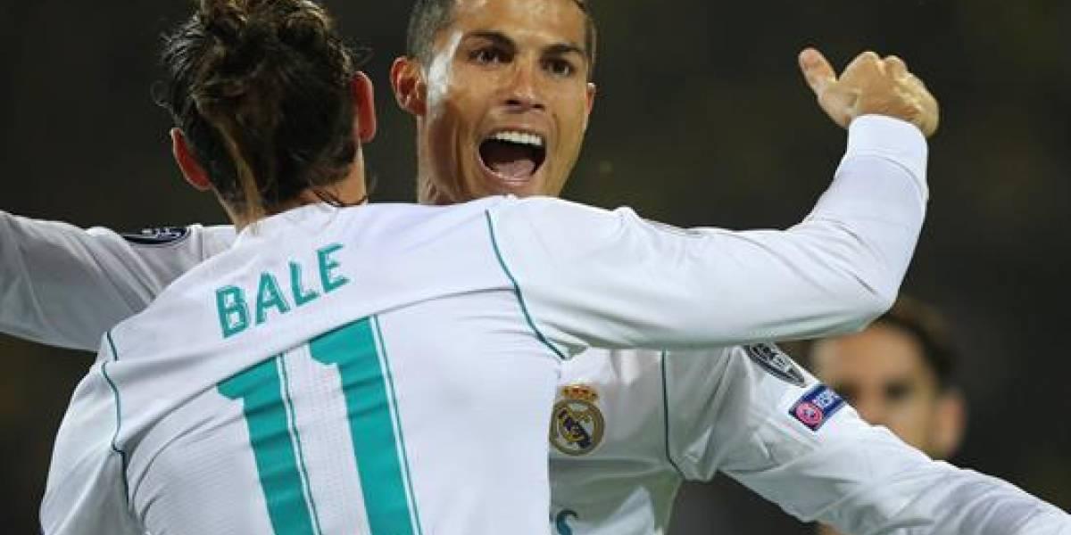 """Real Madrid rompe el """"maleficio"""" de Dortmund y el City sufre para ganar"""