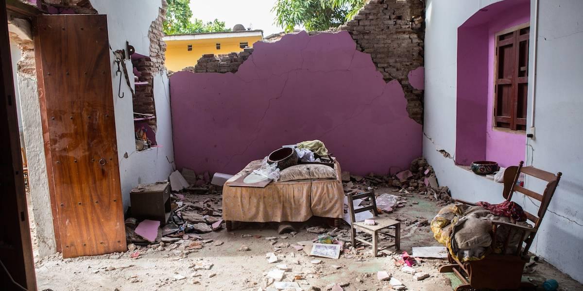 Sismo dejó más de 113 mil casas dañadas en Oaxaca y Chiapas: Sedatu