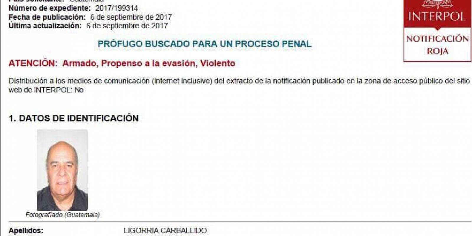Detienen en Madrid a ex embajador guatemalteco en Estados Unidos