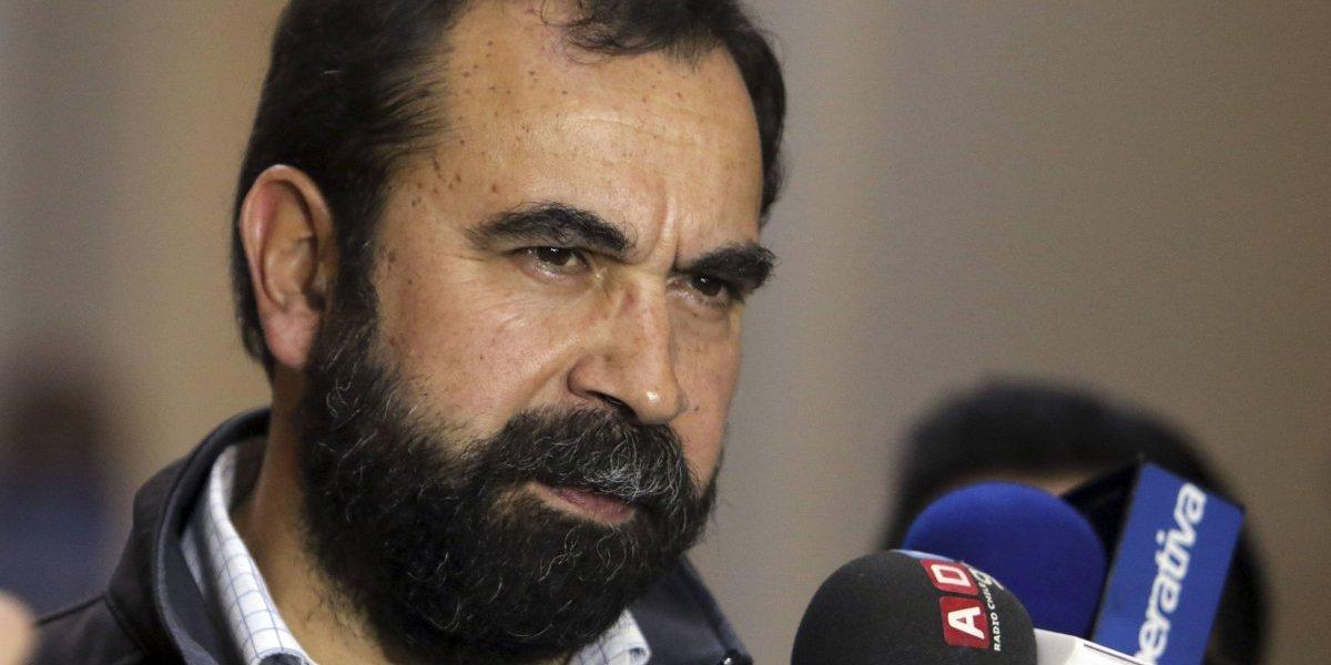 """Hugo Gutiérrez apunta al """"Cóndor"""" Rossi y exige que se investigue el """"tongo"""""""