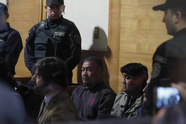 Gobierno solicita iniciar juicio contra comuneros mapuches en huelga de hambre