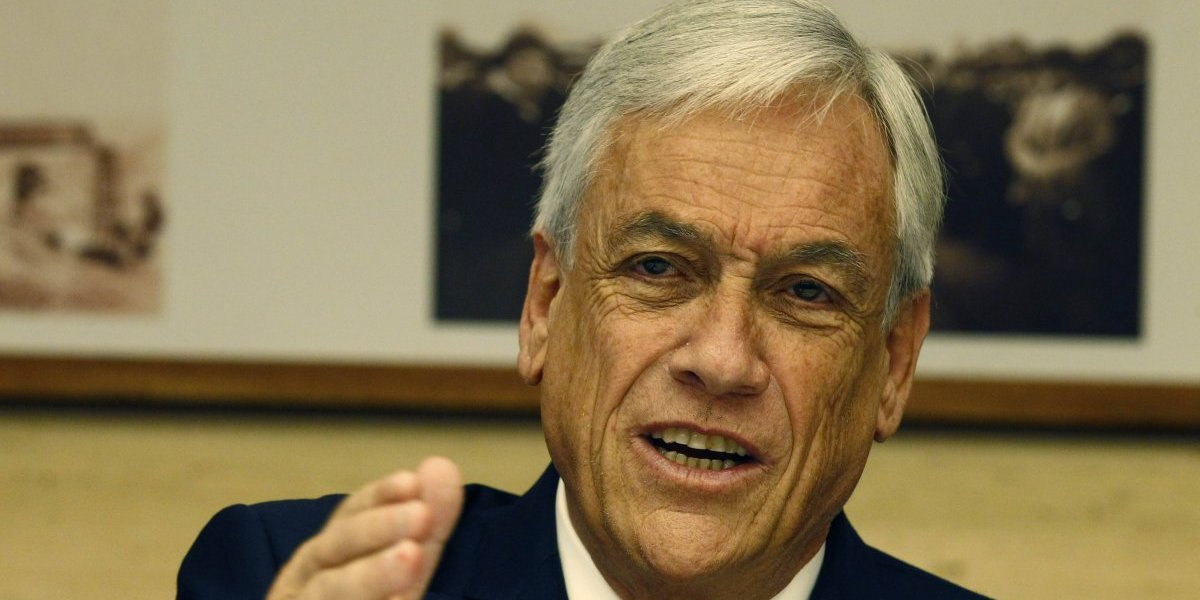"""Sebastián Piñera y caso SQM: """"Hemos sido investigados en el pasado, hemos estado ajustados 100 % al marco legal"""""""