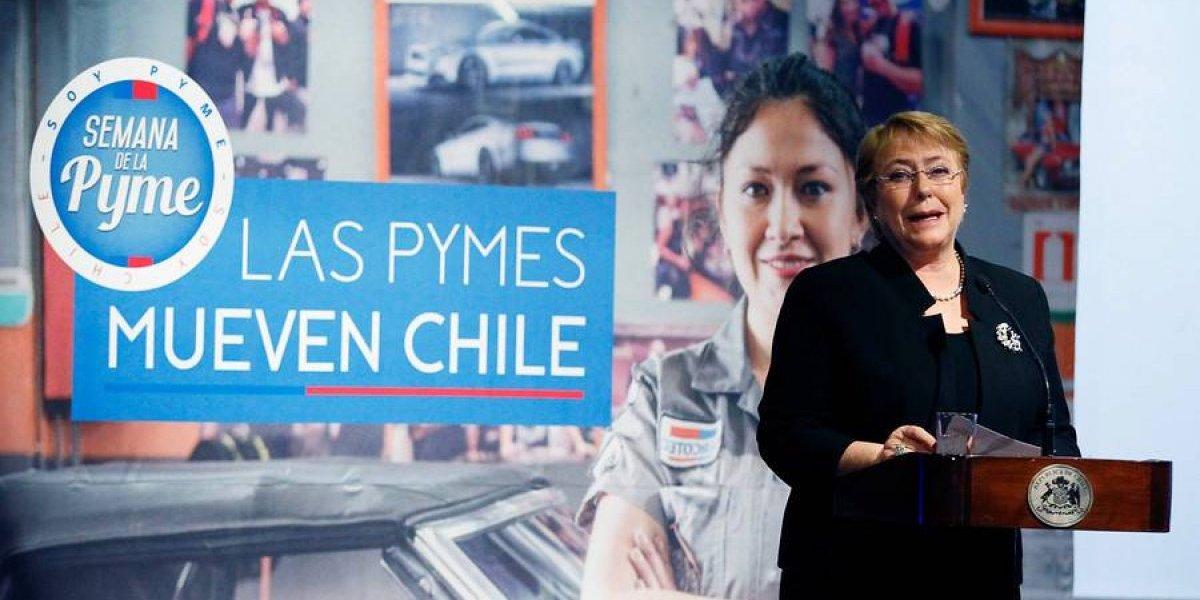 """Presidenta Bachelet destaca que emprendimiento es """"una palanca para para la autonomía de las mujeres"""""""