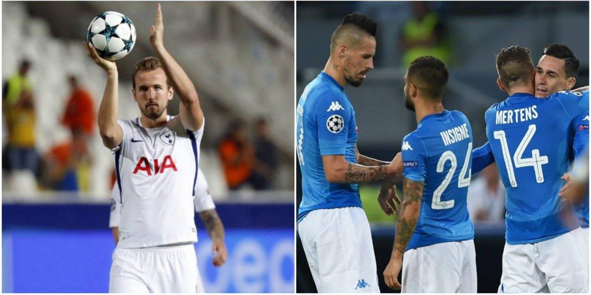 Caída de Mónaco y triplete de Harry Kane destacaron en el resto de la jornada de Champions League