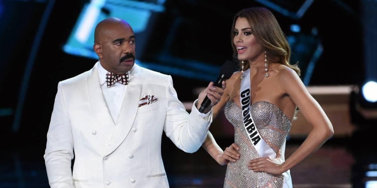 ¿Error de Ariadna Gutiérrez en Miss Universo estaba planeado?