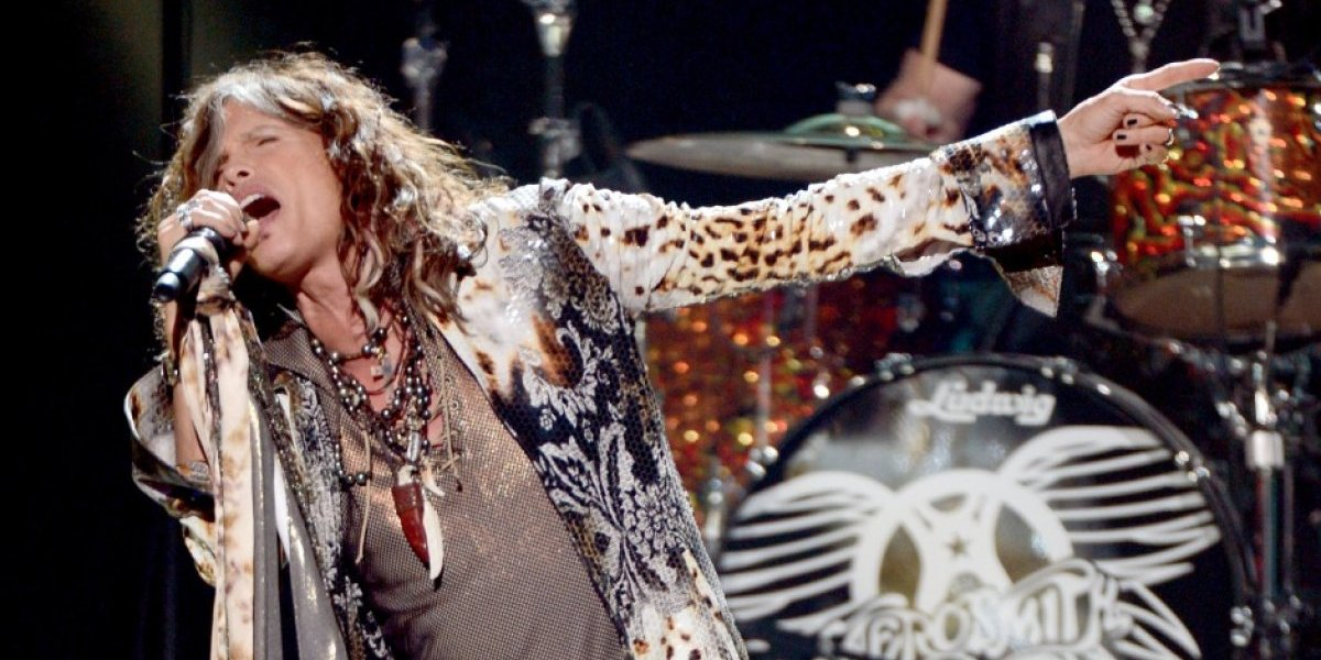 Aerosmith cancela conciertos en Latinoamérica por problemas de salud de Steven Tyler