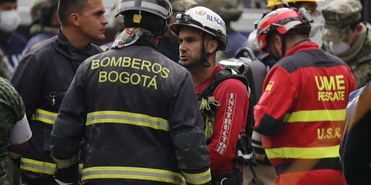 Cancillería continúa en la búsqueda de cuatro colombianos en México