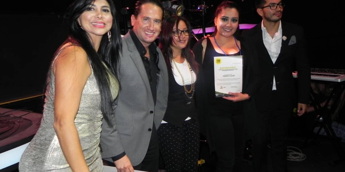 Rivas fue la ganadora del Metro Karaoke 2017 en Quito
