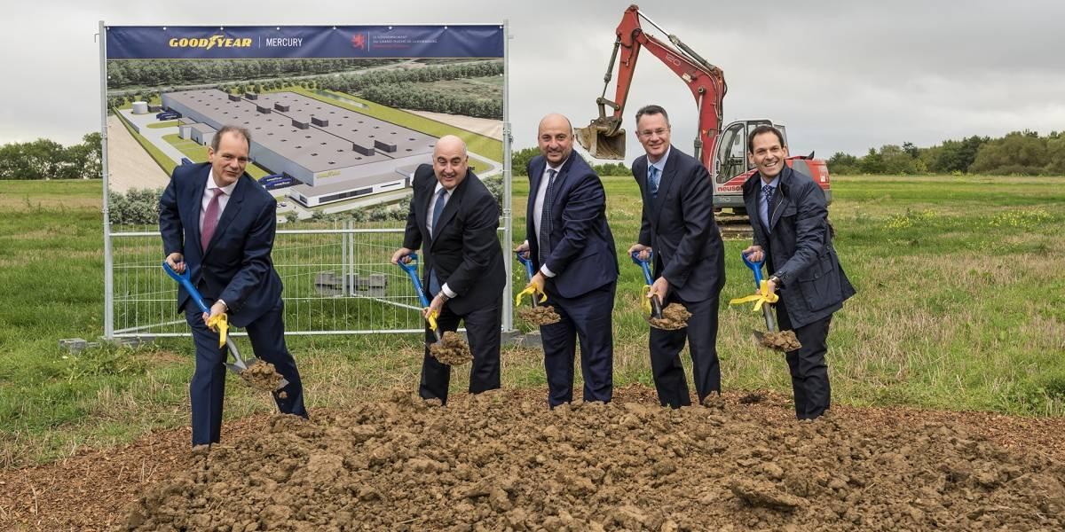 En Luxemburgo, Goodyear hará una fábrica para neumáticos premium
