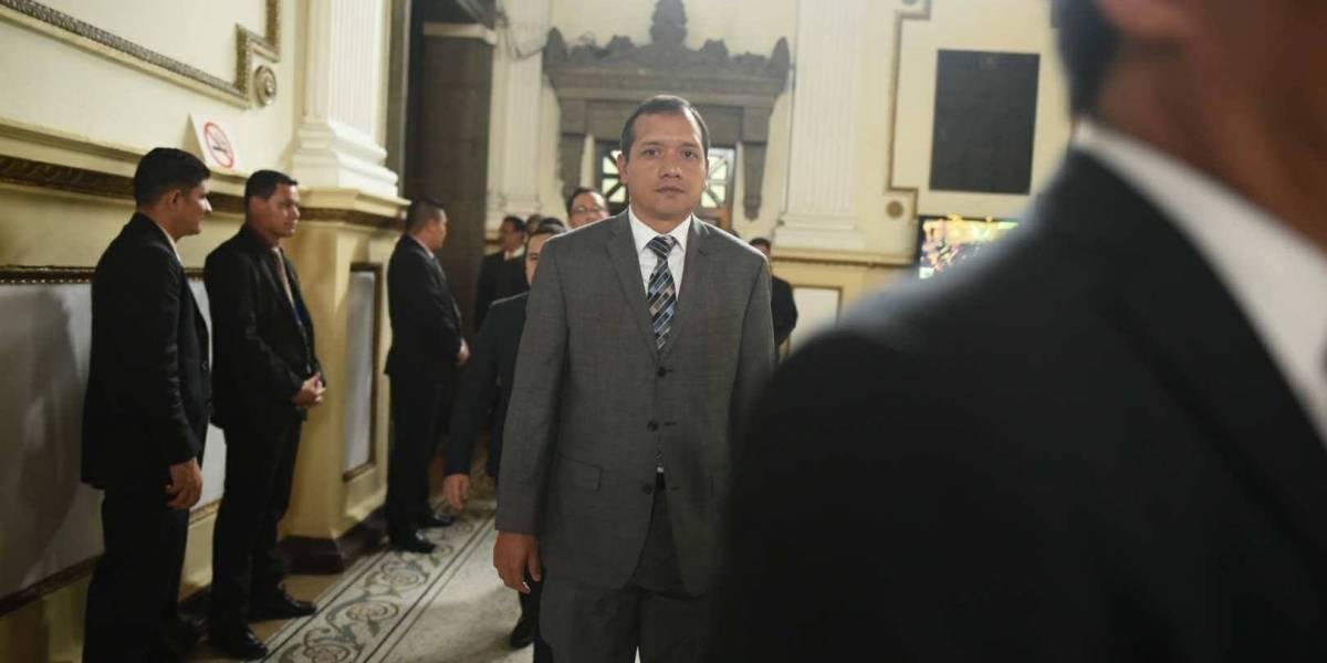 Exministro de Gobernación participaría con Aldana en el próximo proceso electoral