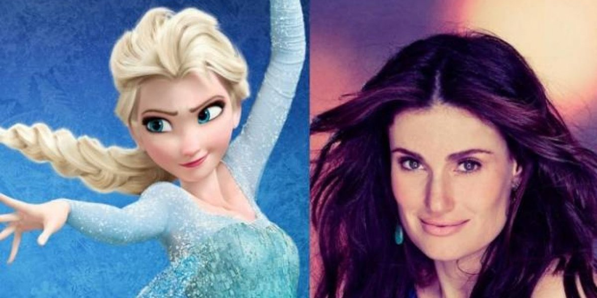"""Actriz que dio vida a Elsa en """"Frozen"""" comparte fotos de su boda de princesa"""