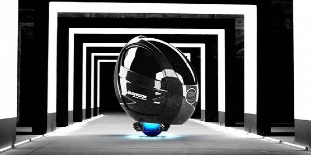 La revolucionaria rueda que Hankook presentó en Frankfurt