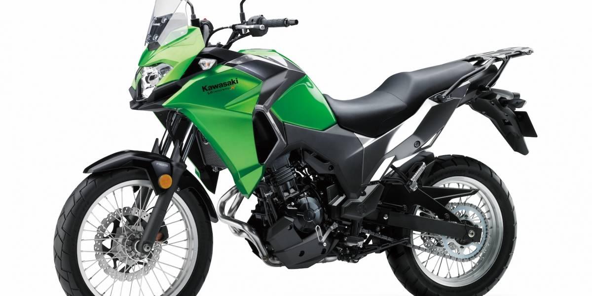 La Versys X300 es la novedad primaveral de Kawasaki