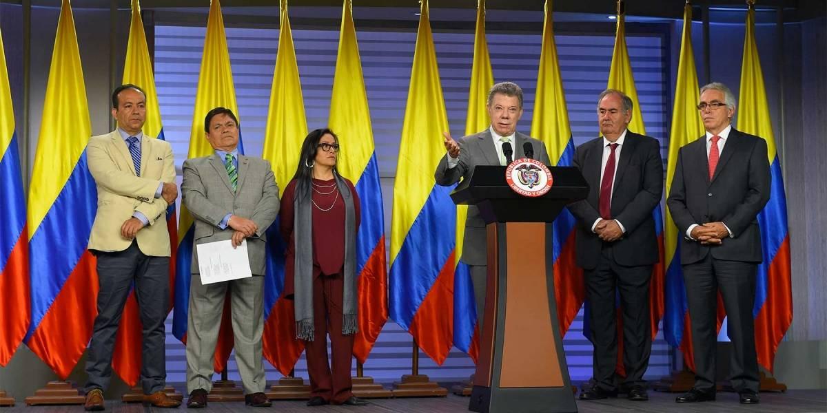 El tremendo sueldo que Santos designó a los magistrados de la JEP