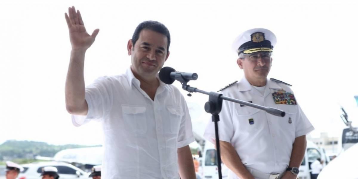 MP pide por segunda vez antejuicio para Jimmy Morales — Guatemala
