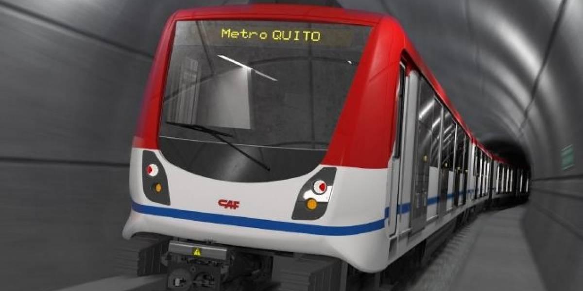 ¿Cuánto durarán los 14 cierres viales en Quito por obras del Metro?