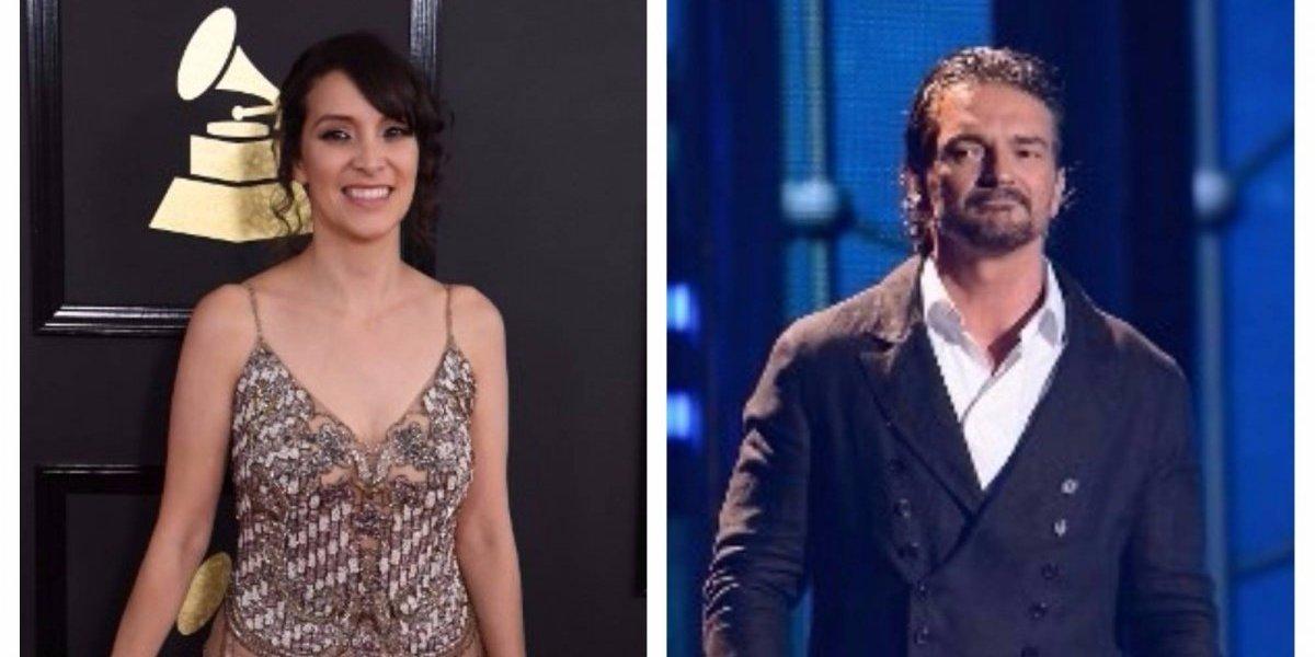 Ministro Chea Urruela felicita a Arjona y Moreno por nominaciones a Grammy Latino 2017
