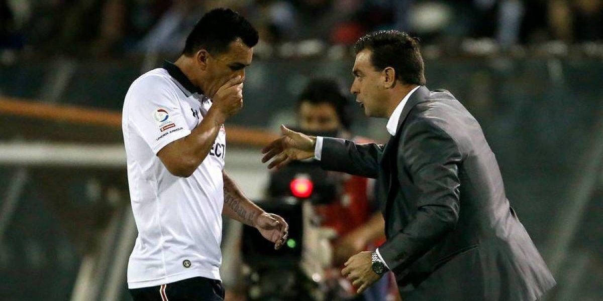 """Paredes volvió a hablar del encontrón con Guede: """"Todo terminó en un abrazo y un beso"""""""