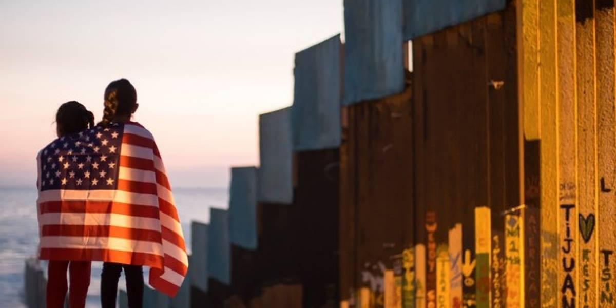 EU inicia construcción de prototipos del muro fronterizo